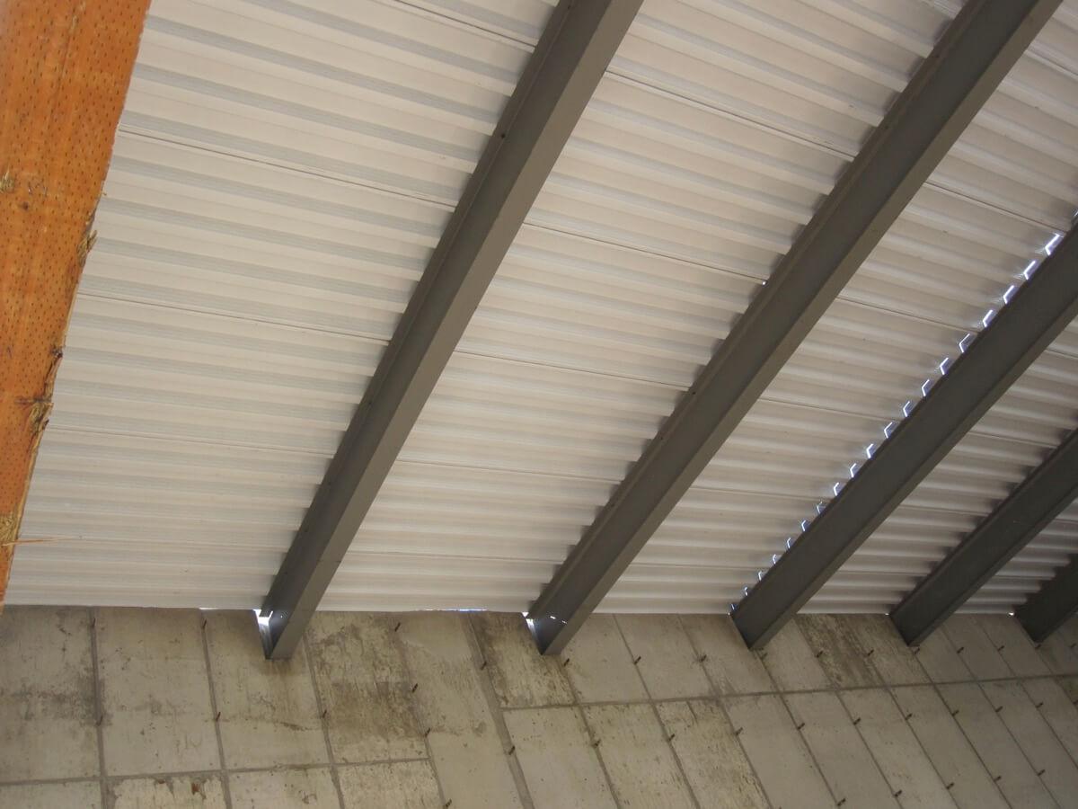 Suspended Garage Slab - Steel Concepts
